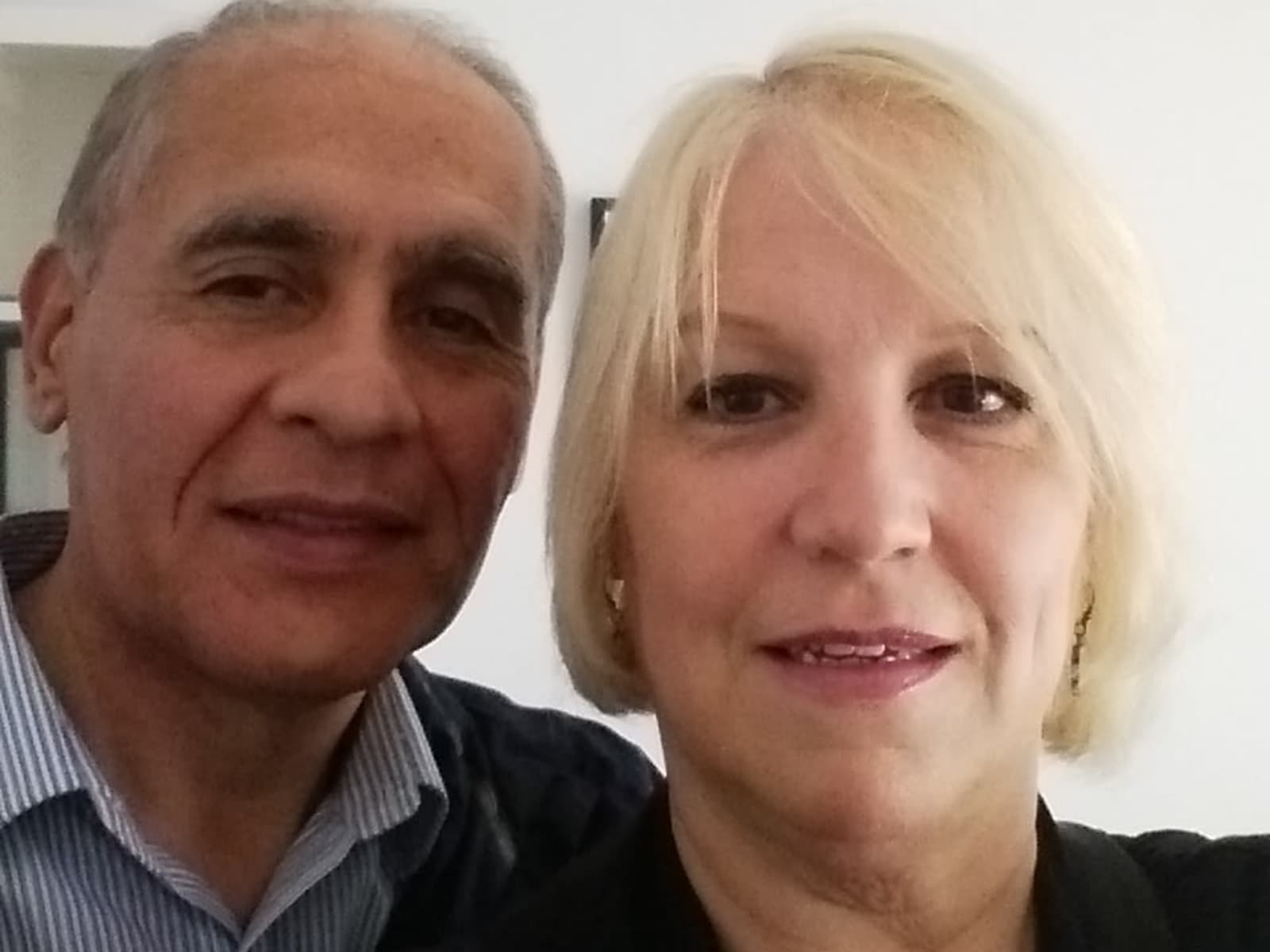 Joanne & Francisco from Kingston, Ontario, Canada