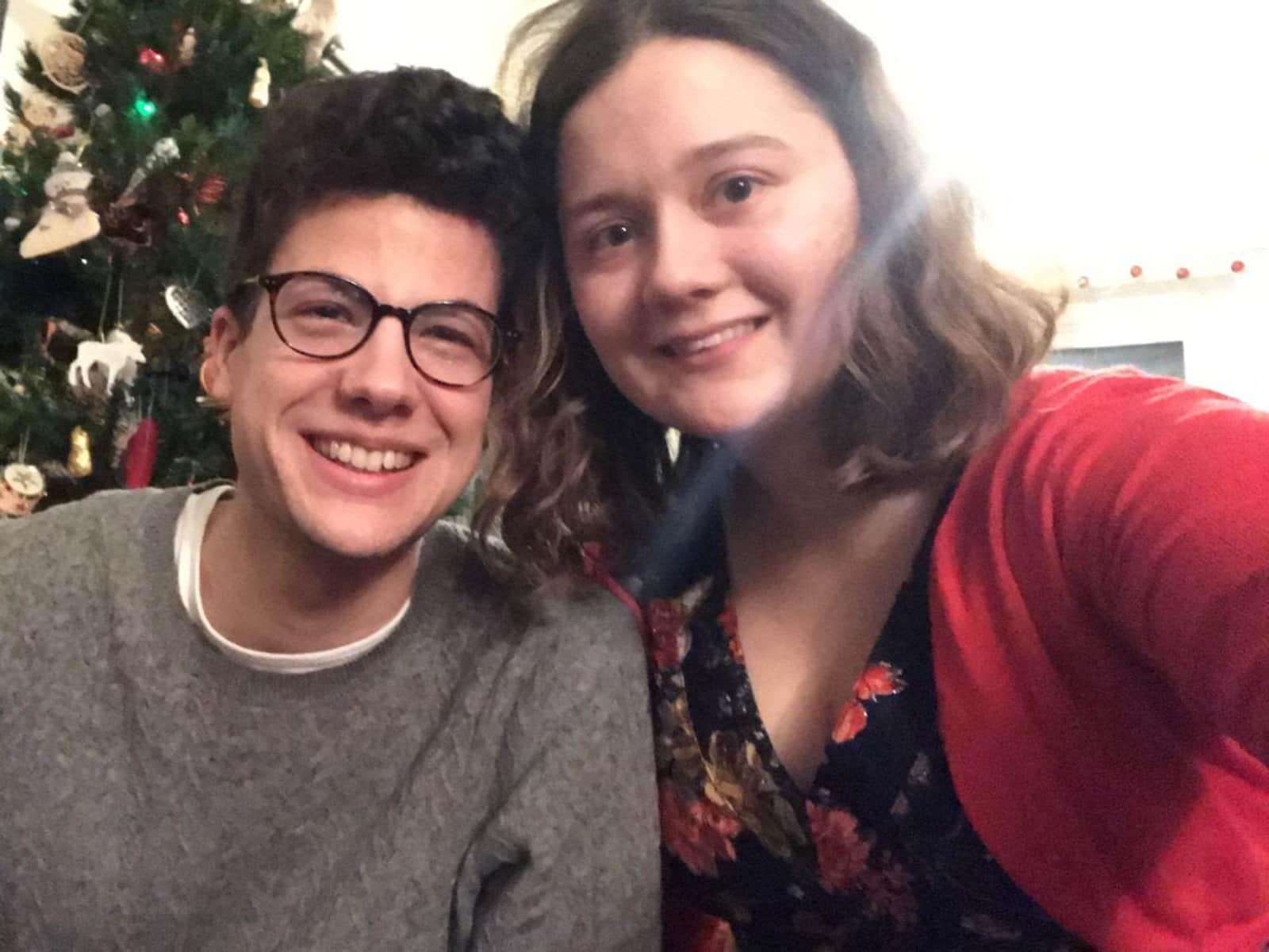 Oliver & Jenn from Swindon, United Kingdom