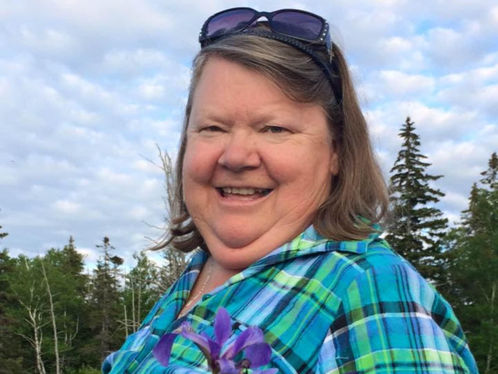 Linda from Calgary, Alberta, Canada