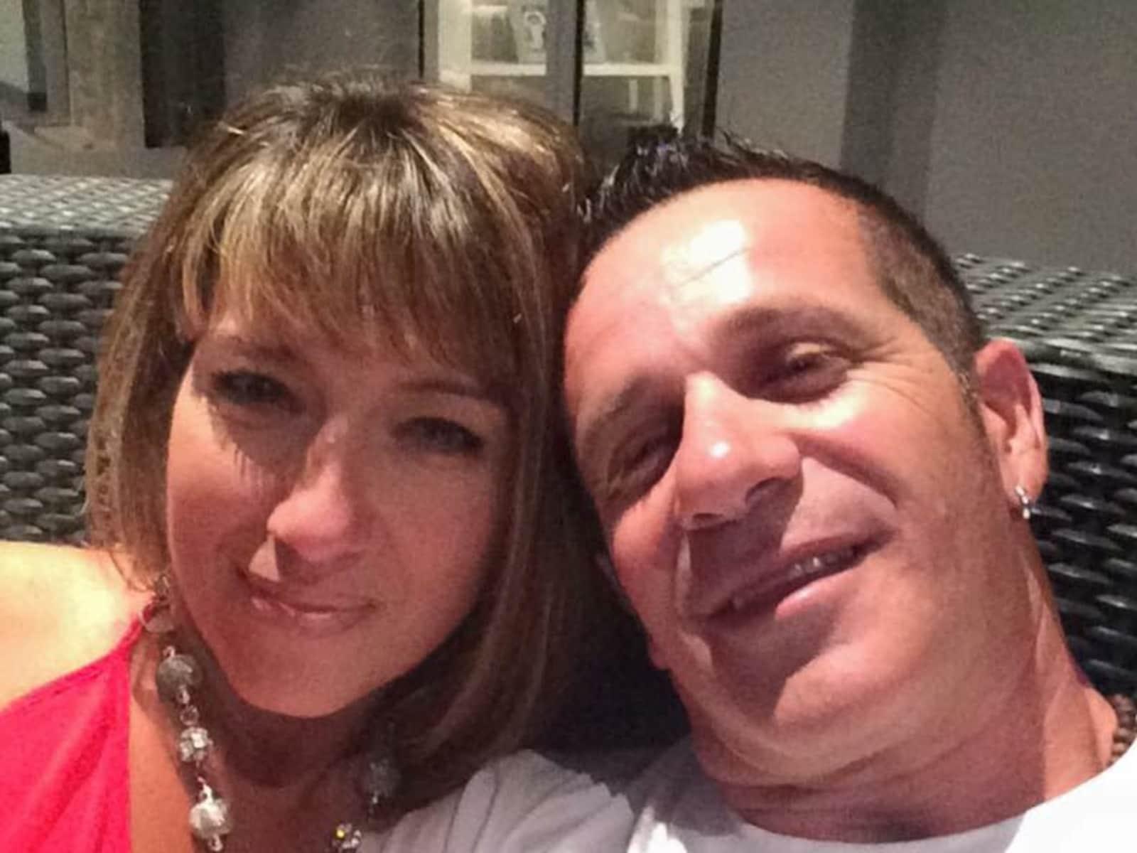 Sandra & Chris from Adelaide, South Australia, Australia