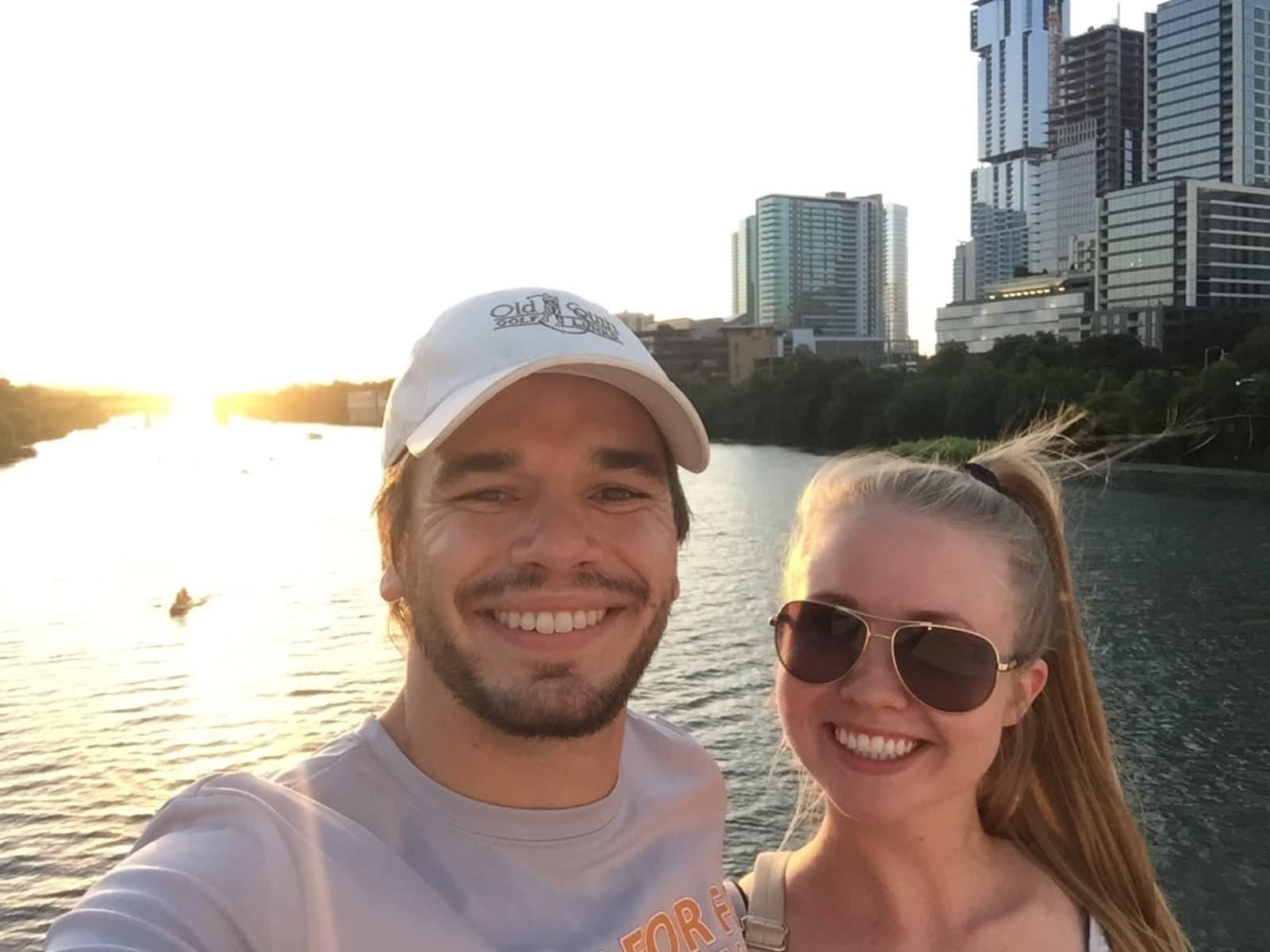 Amanda & Zach from Atlanta, Georgia, United States