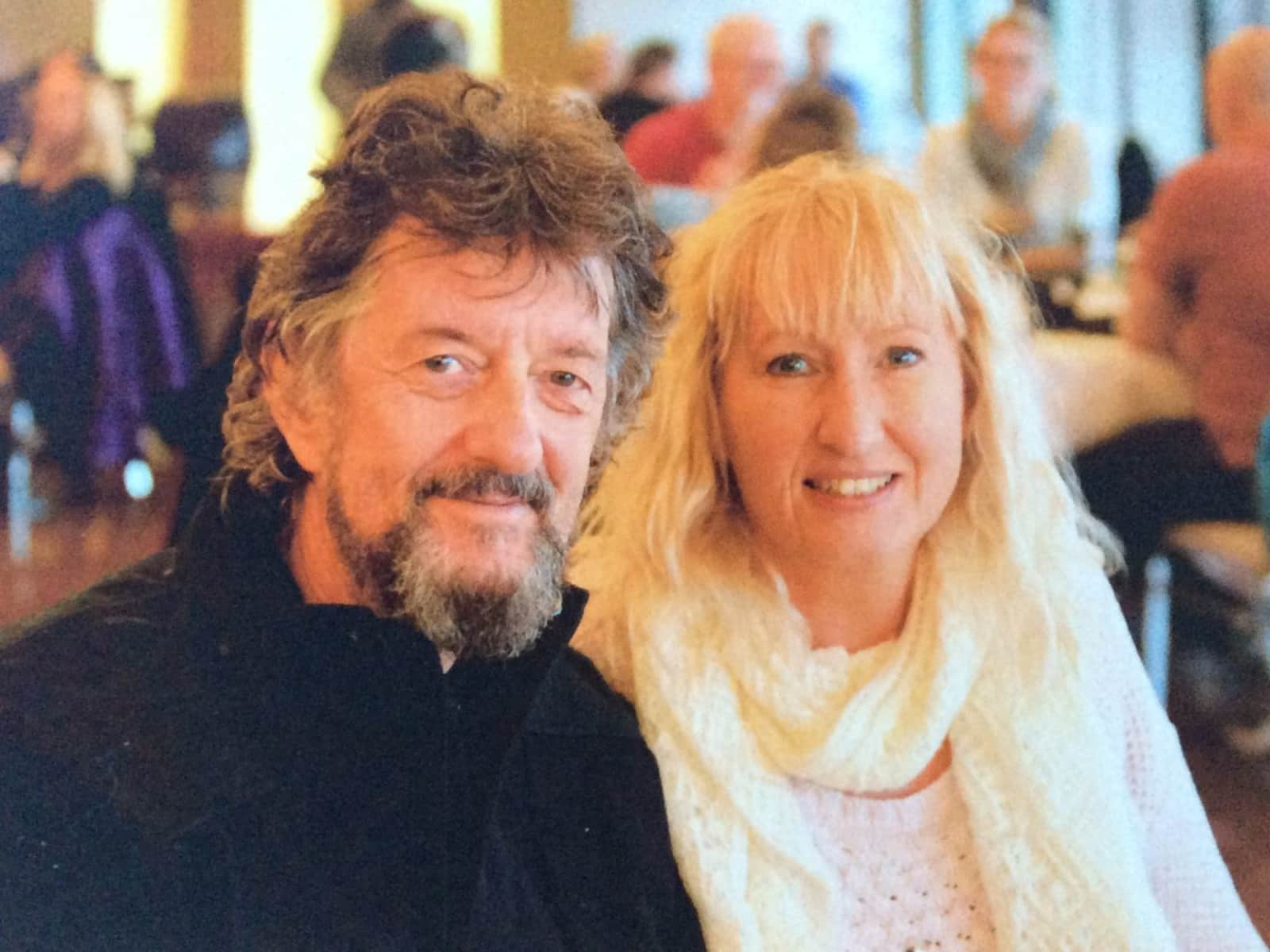 Arlene & Ross from Gold Coast, Queensland, Australia