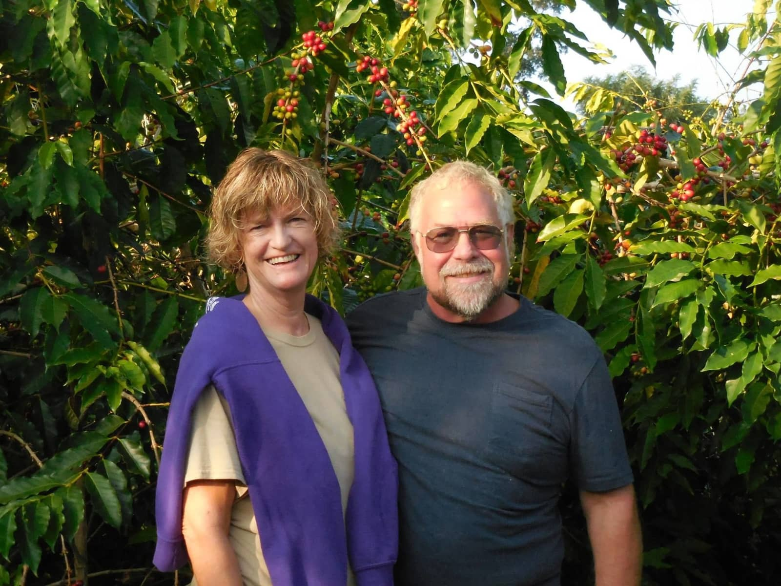 Deborah & William from Seattle, Washington, United States