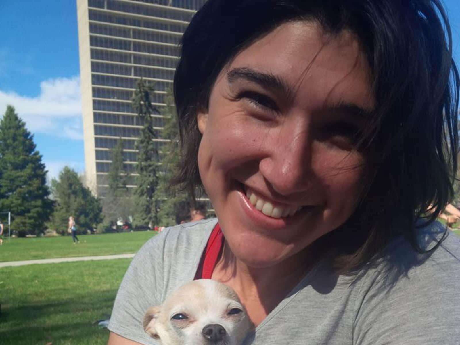 Sophia from Denver, Colorado, United States