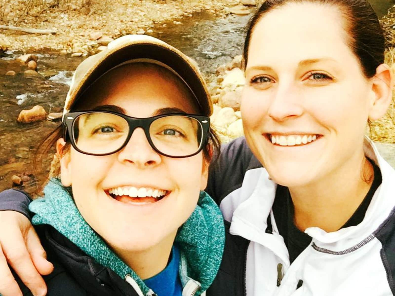Kara & Denise from Denver, Colorado, United States