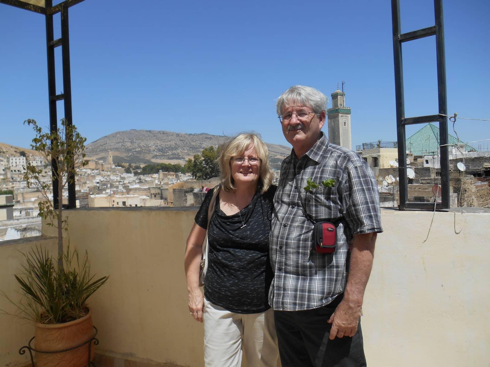 Sandra & Stephen from Hamilton, Ontario, Canada
