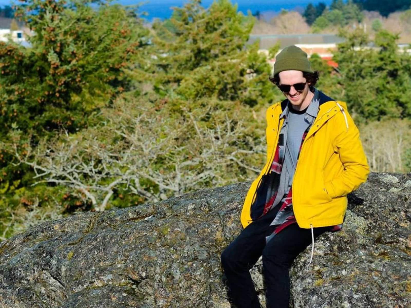 Logan from Tauranga, New Zealand