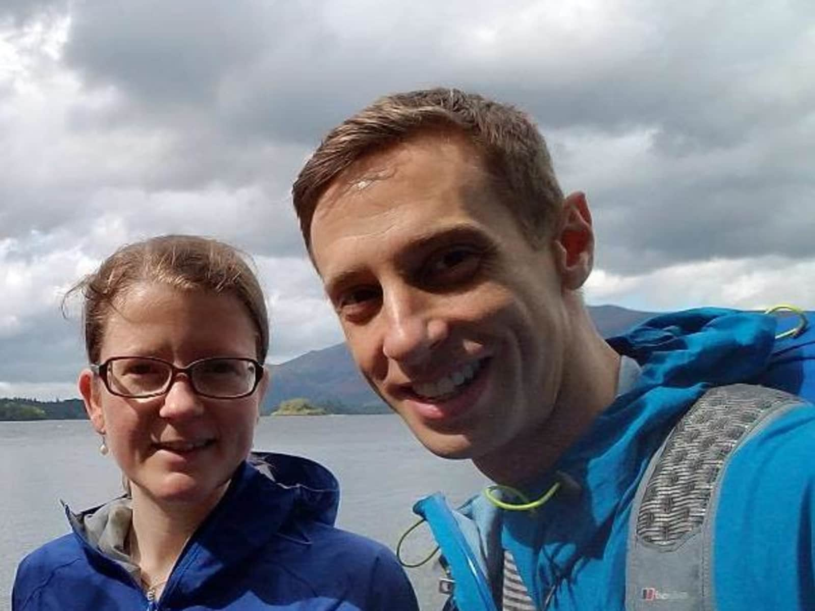Matt & Elaine from York, United Kingdom