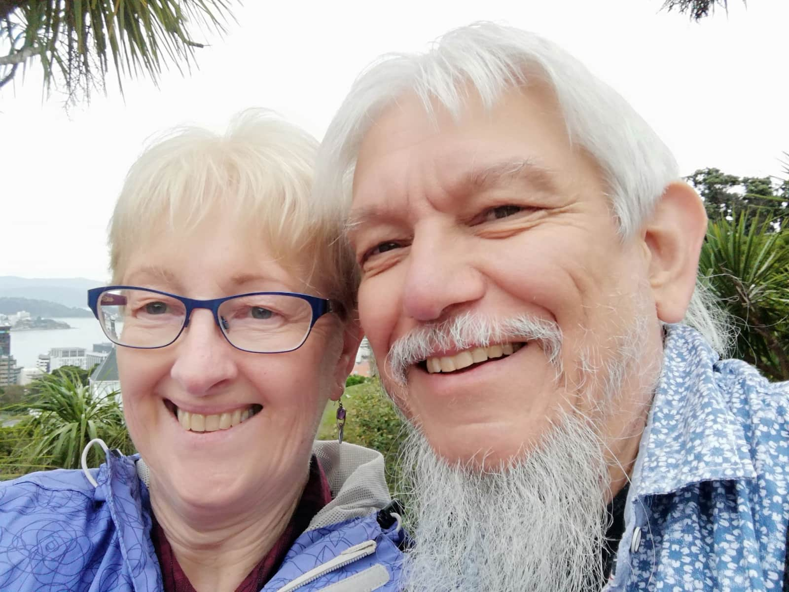 Mary & Richard from Rosslare, Ireland