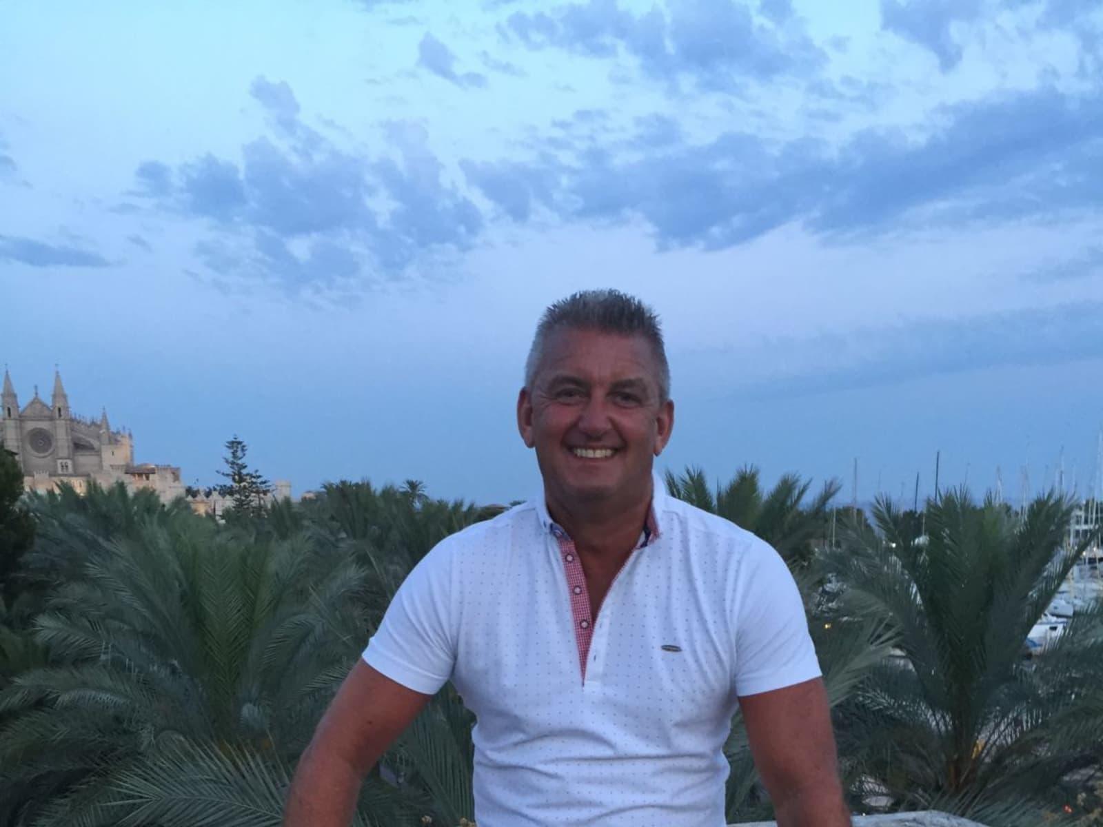Paul from Wakefield, United Kingdom
