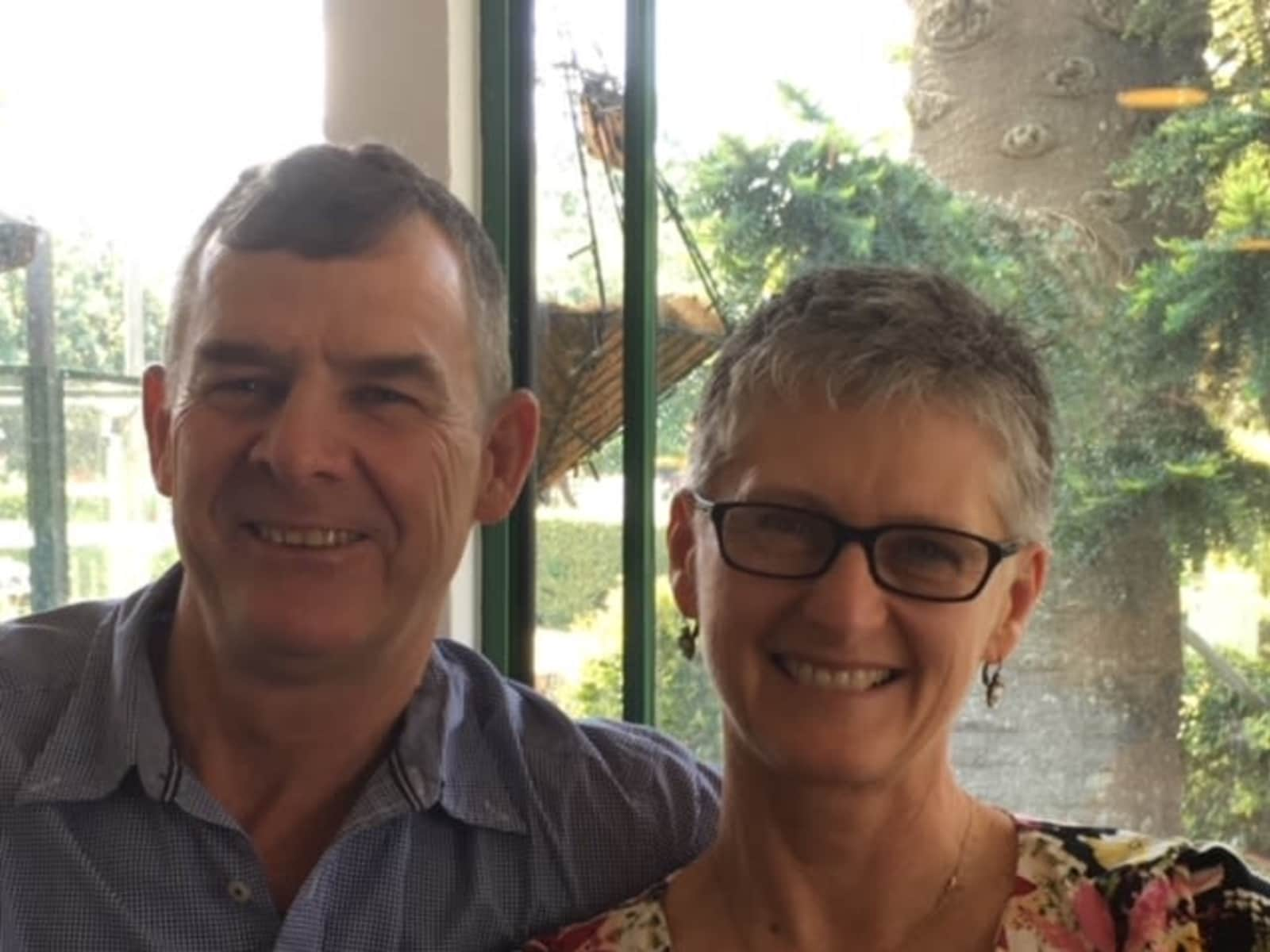 Bridget and michael & Michael from Toowoomba, Queensland, Australia