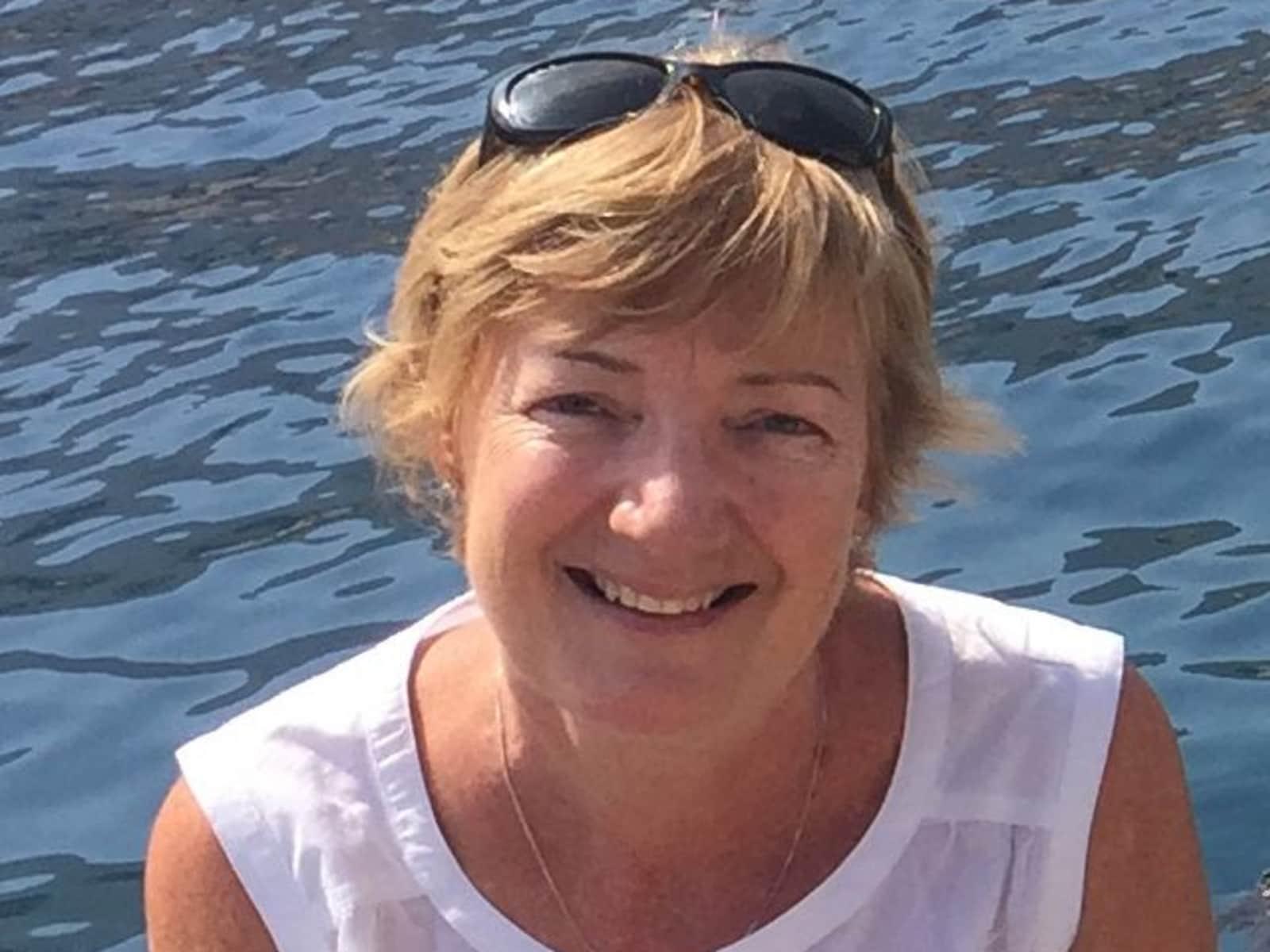 Sandra from Melbourne, Victoria, Australia