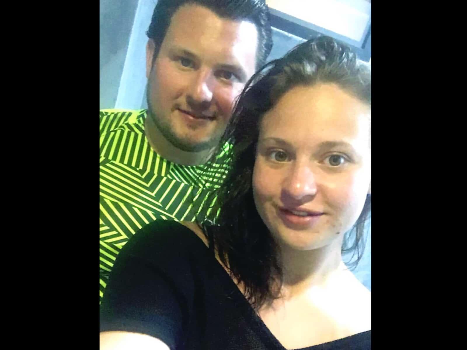 Andrew & Phoebe from Shepparton, Victoria, Australia