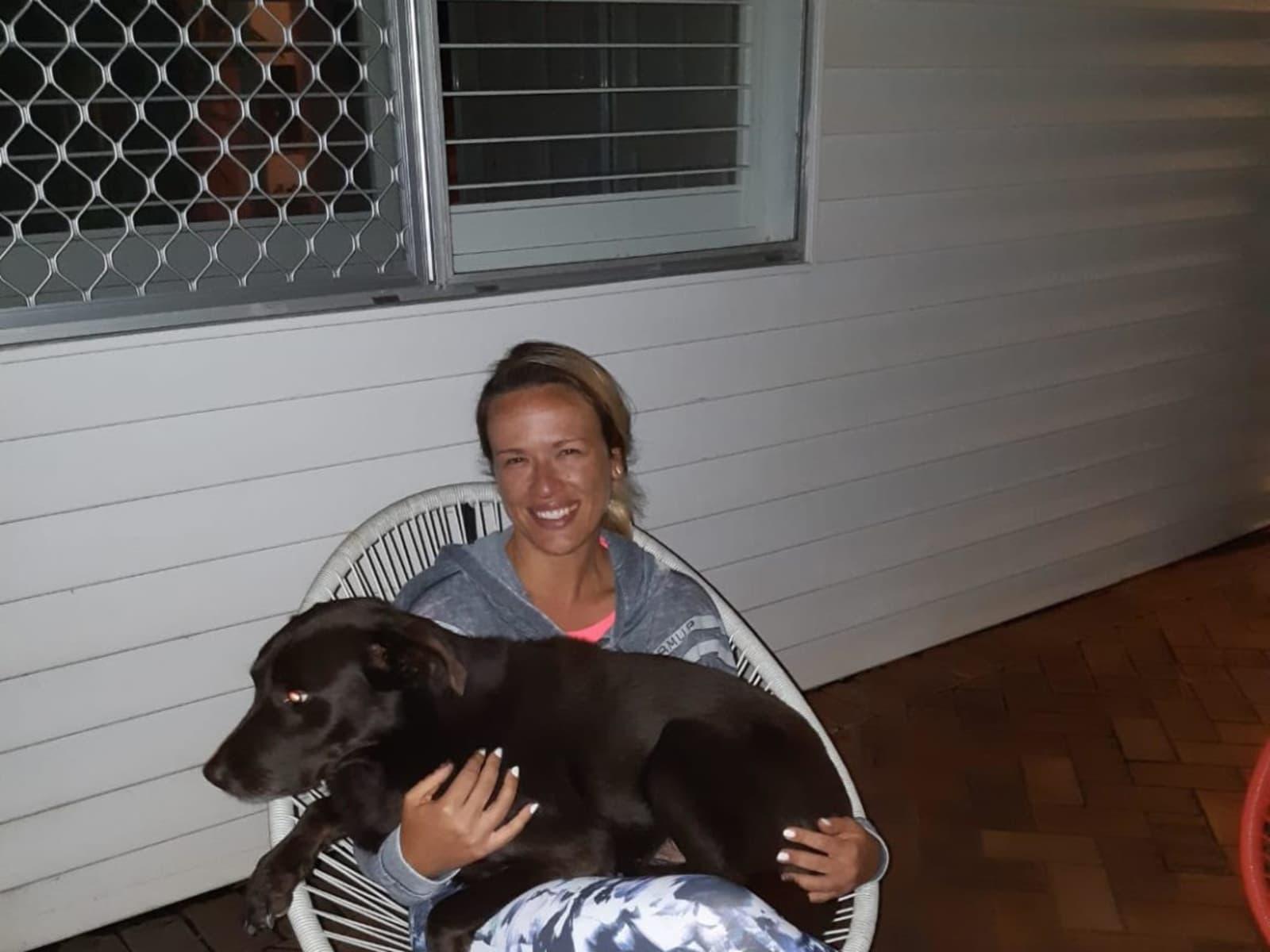 Sarah from Melbourne, Victoria, Australia
