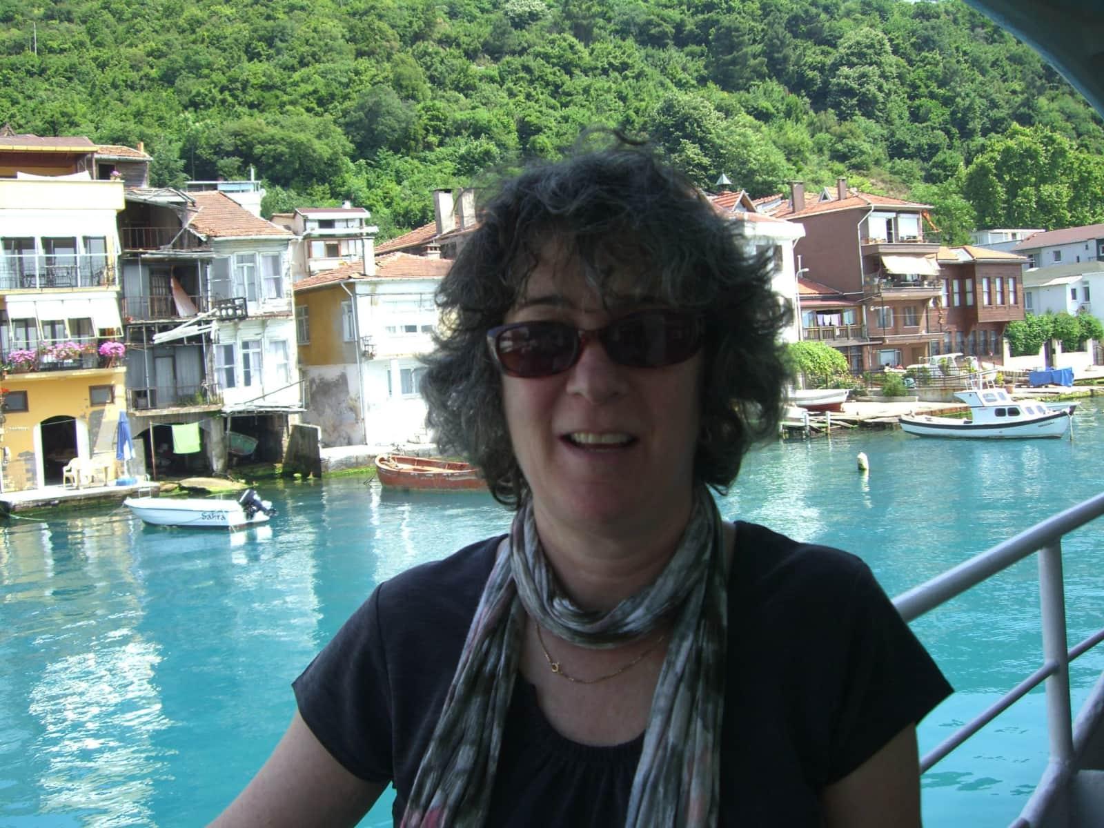 Carla from Toronto, Ontario, Canada