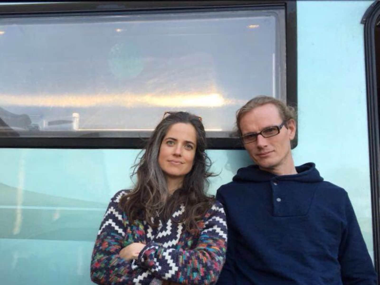 Femke & Robert from Amsterdam, Netherlands