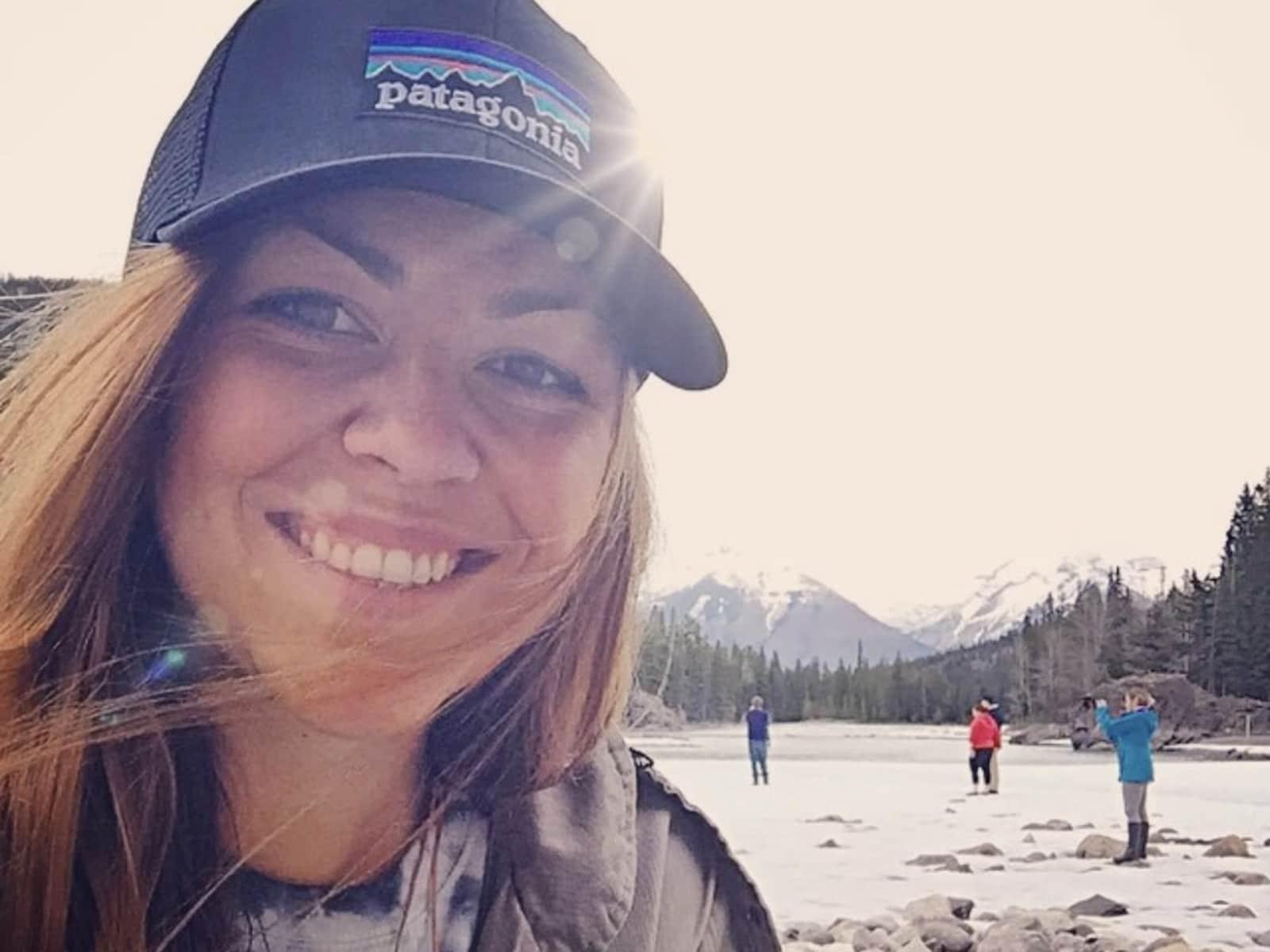 Alisha from Kelowna, British Columbia, Canada