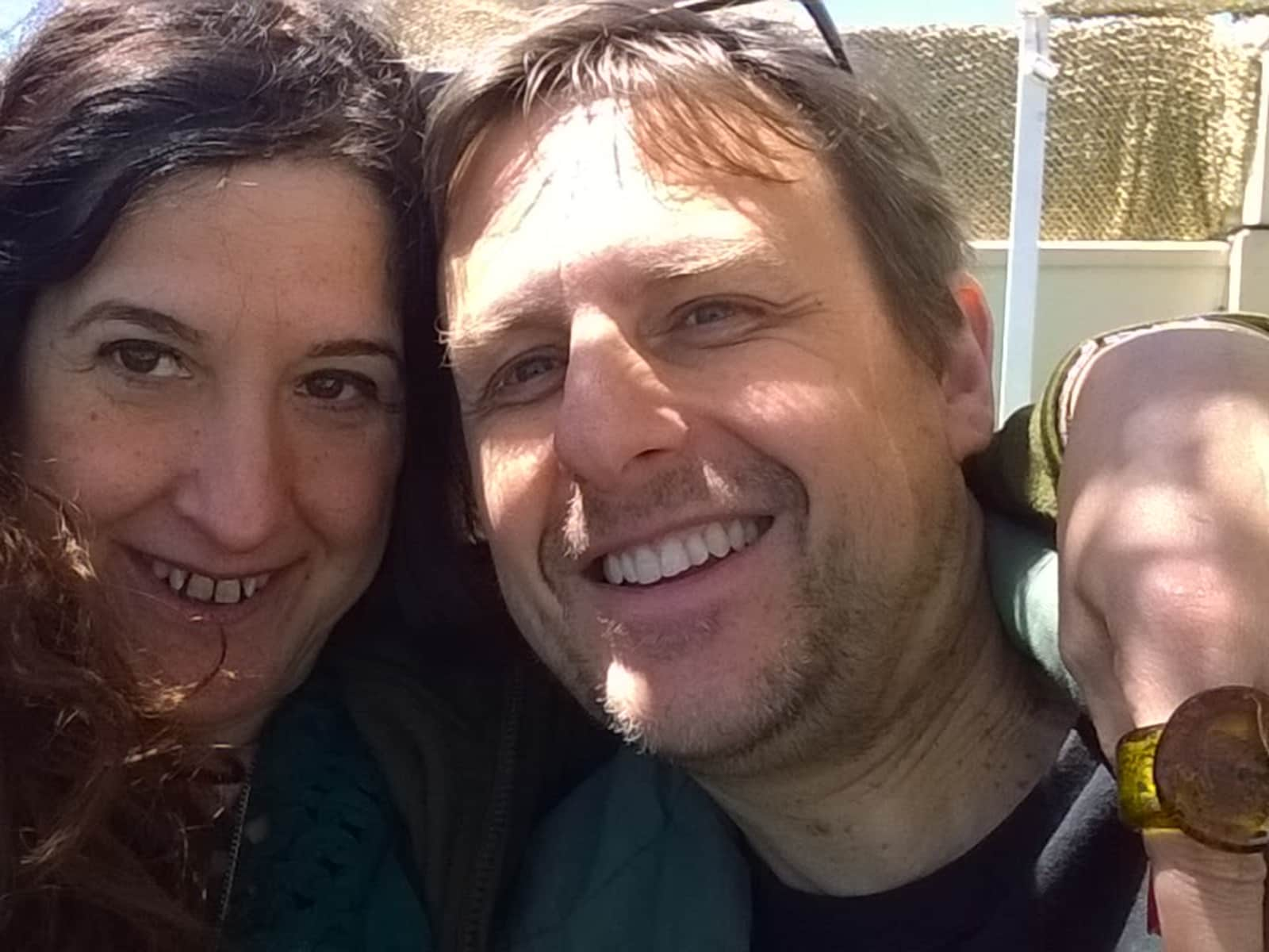 Jonathan & Marta from Brighton, United Kingdom