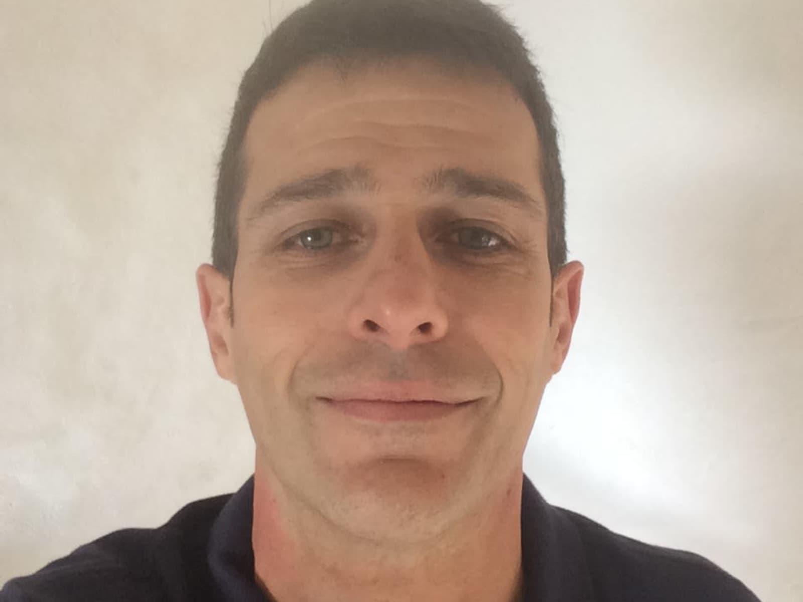 Guilherme from São Paulo, Brazil