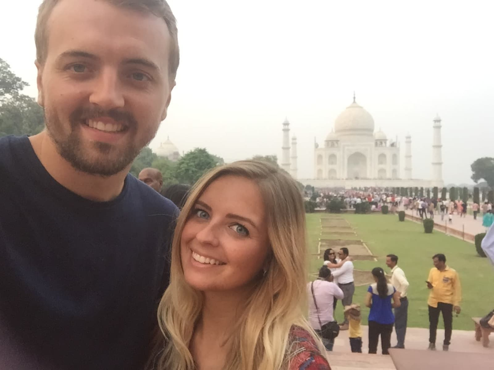 Nicole & Danny from London, United Kingdom