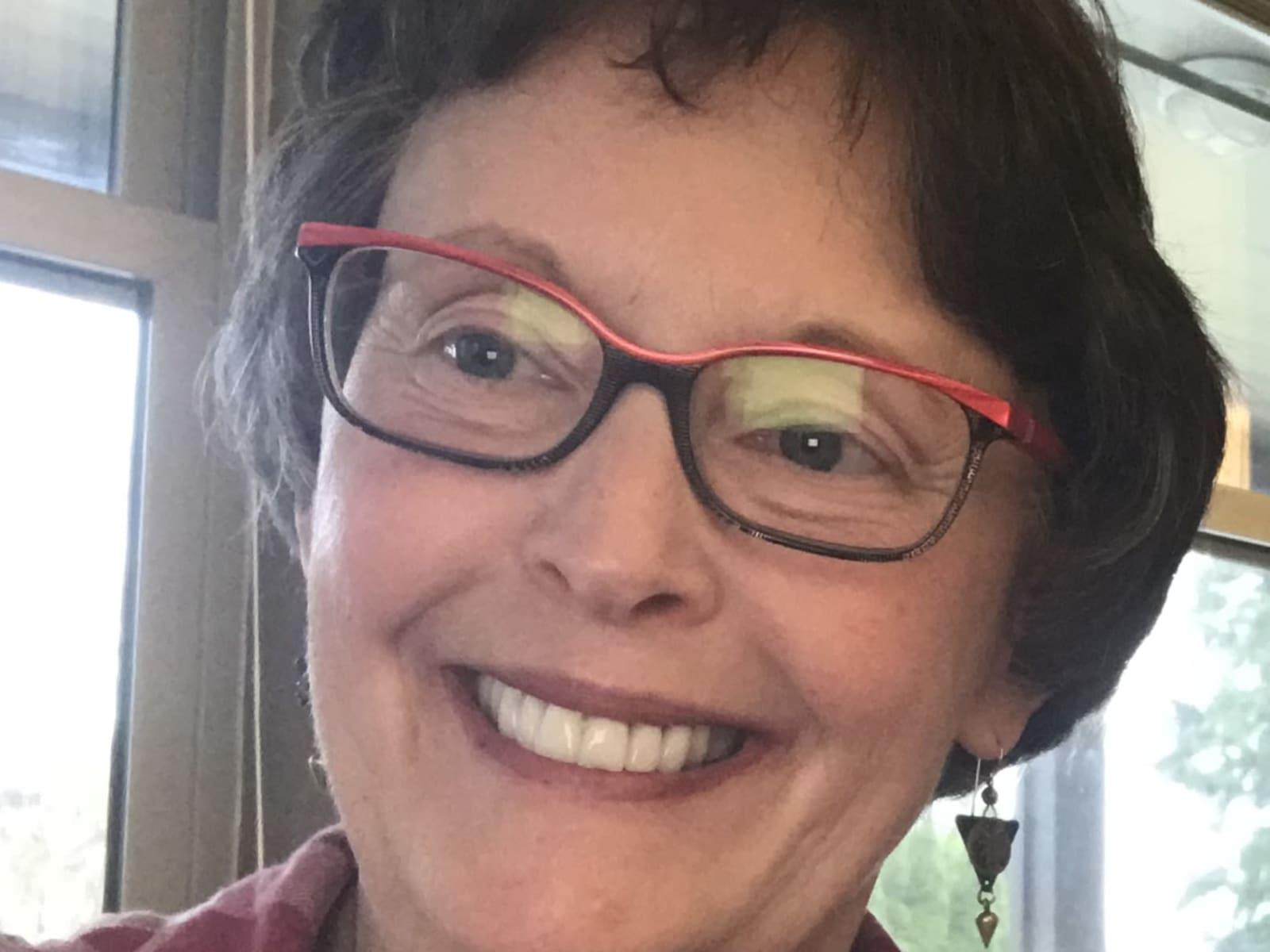 Nancy from Sequim, Washington, United States