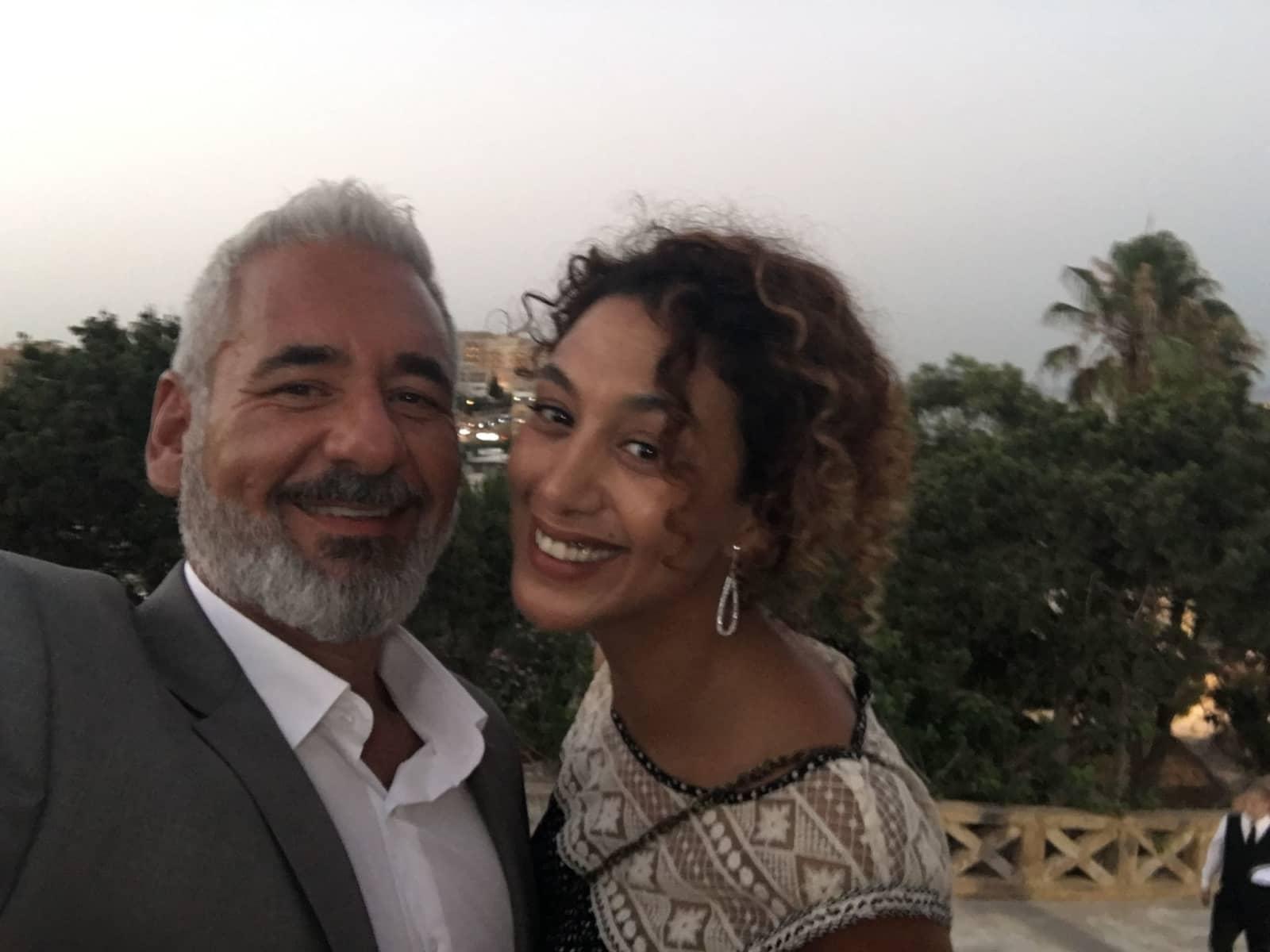 Paul & Soraya from Swieqi, Malta