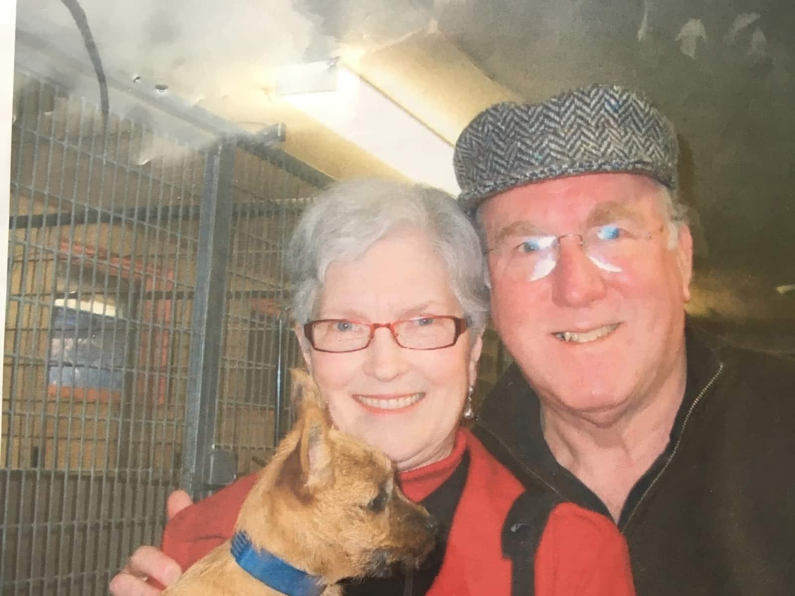 Robin & Craig from Seattle, Washington, United States