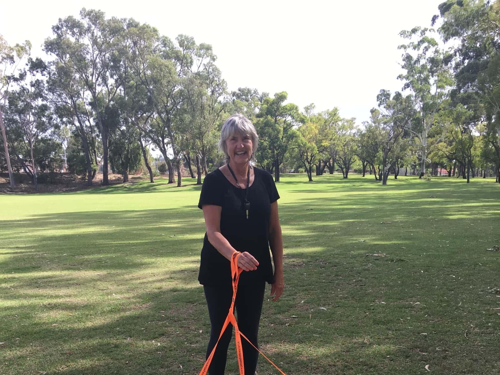 Jill from Perth, Western Australia, Australia