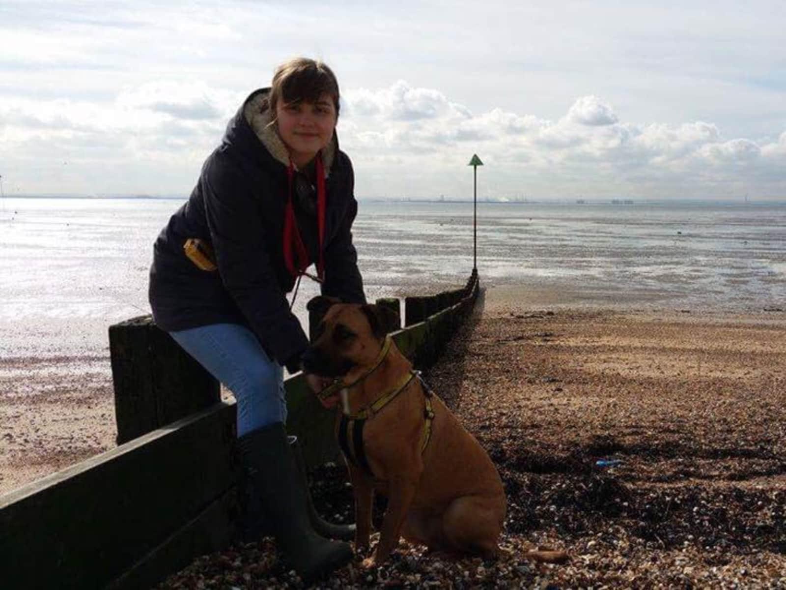 Sarah & Thomas from Southend-on-Sea, United Kingdom