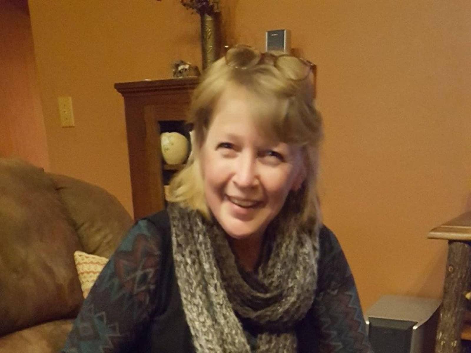 Rebecca from Zimmerman, Minnesota, United States