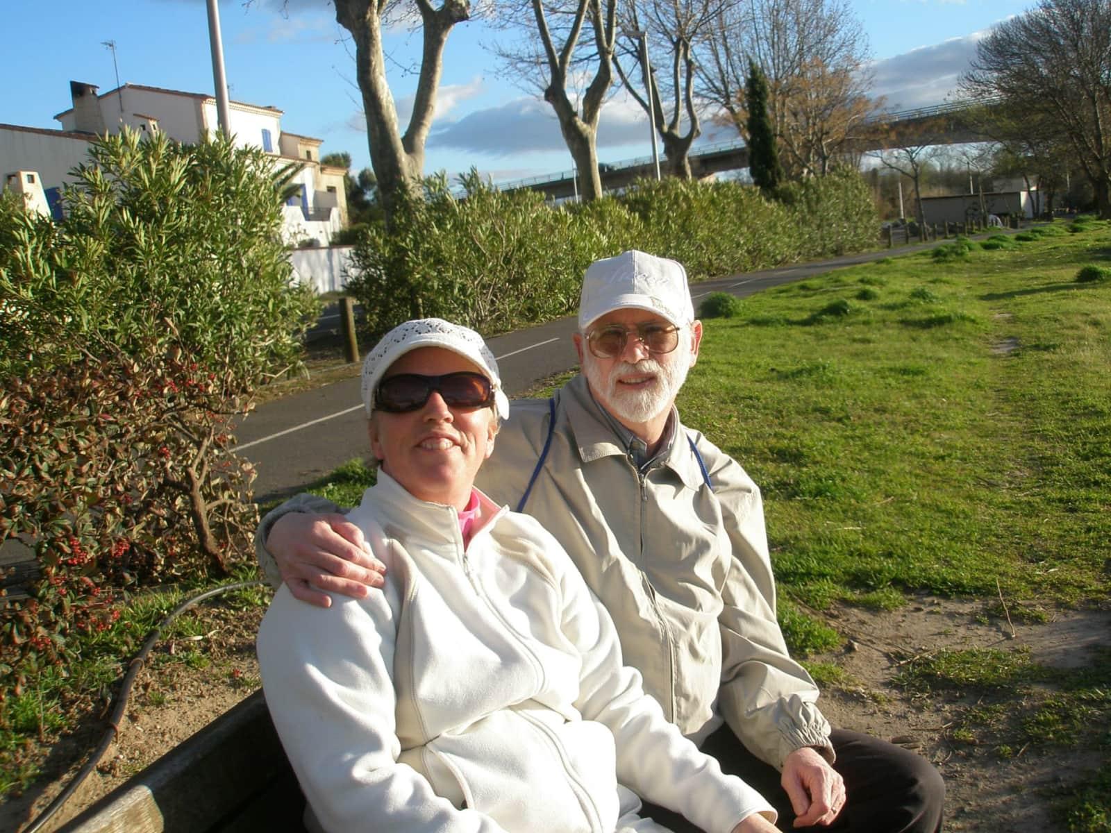 Cheryl & Bill from Olympia, Washington, United States