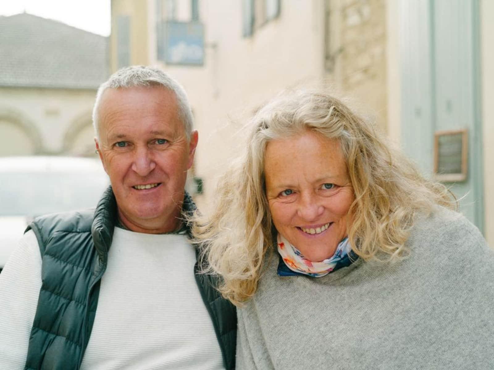 Julie & Trevor from Beverley, United Kingdom