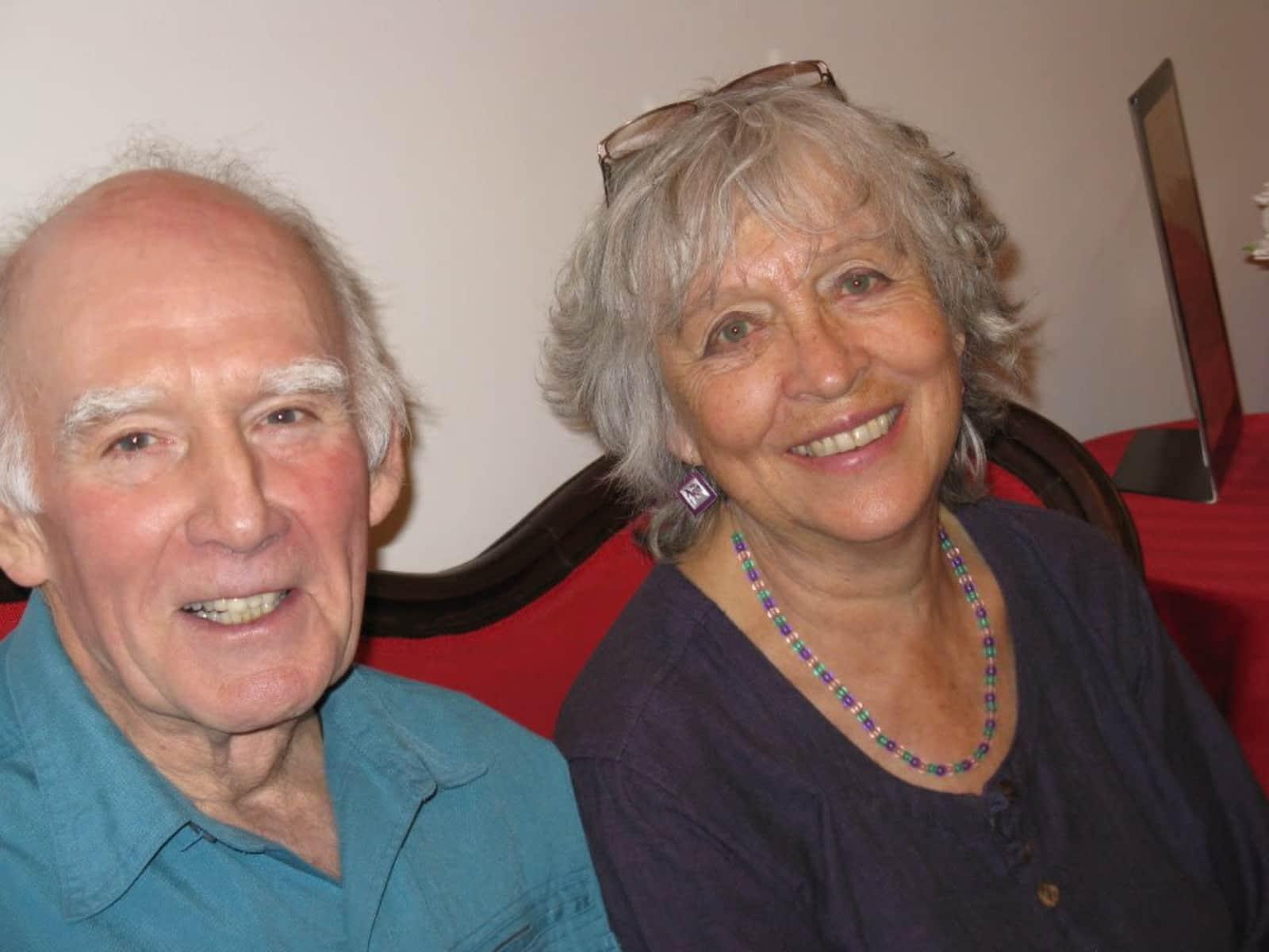 Cynthia & Patrick from Nelson, British Columbia, Canada