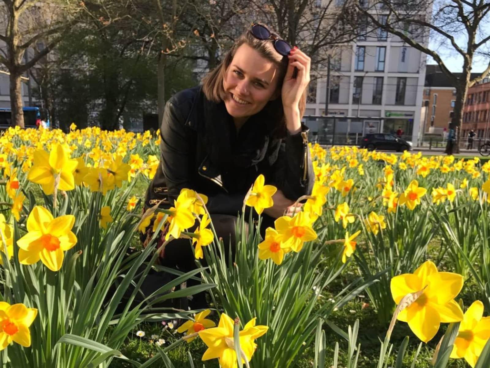 Klarissa from Rotterdam, Netherlands