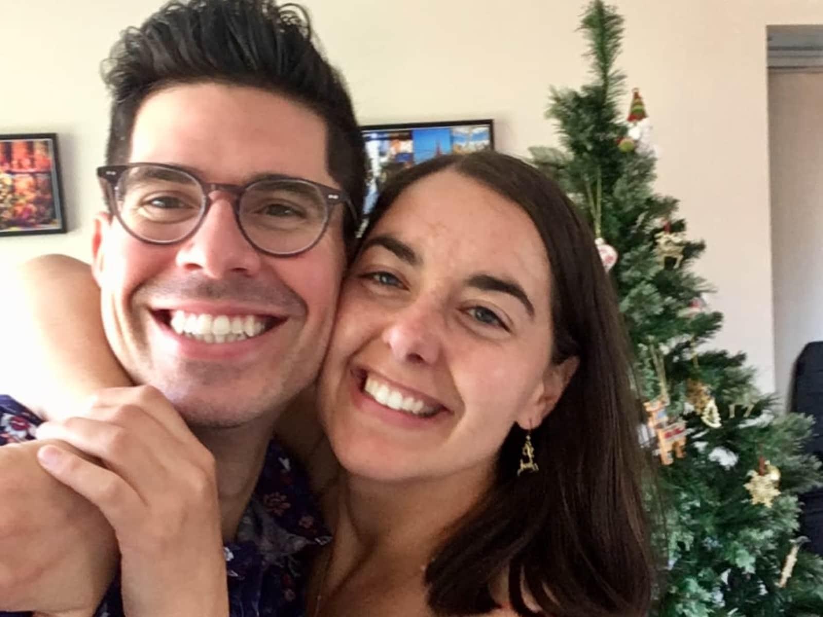 Antonio & Lizzy from Melbourne, Victoria, Australia