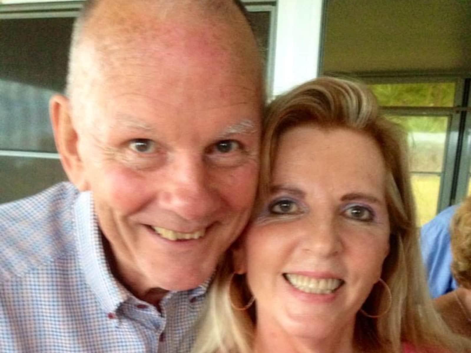 Pam & Don from Brighton Beach, Victoria, Australia