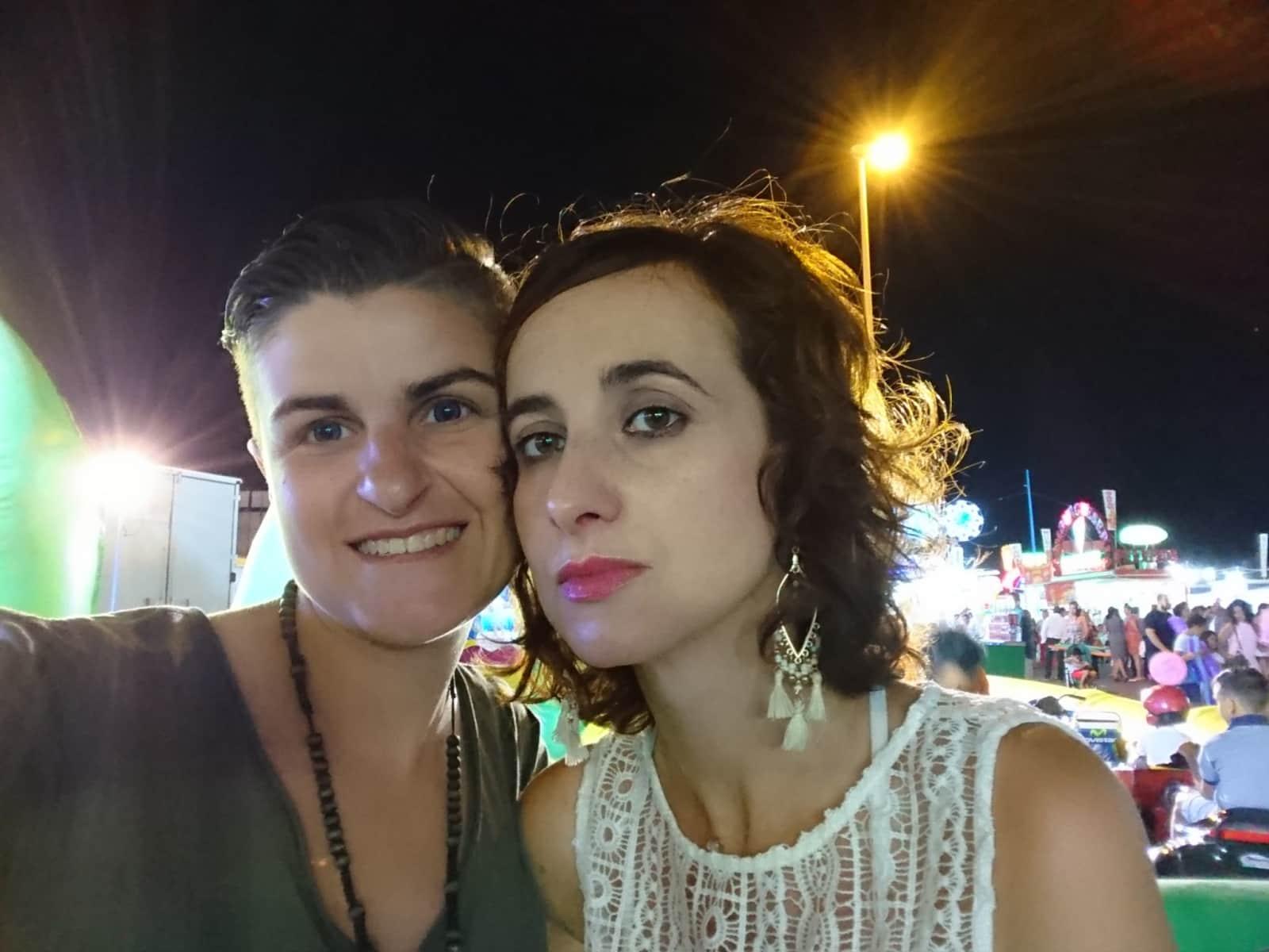 Monica & Pilar from Bristol, United Kingdom