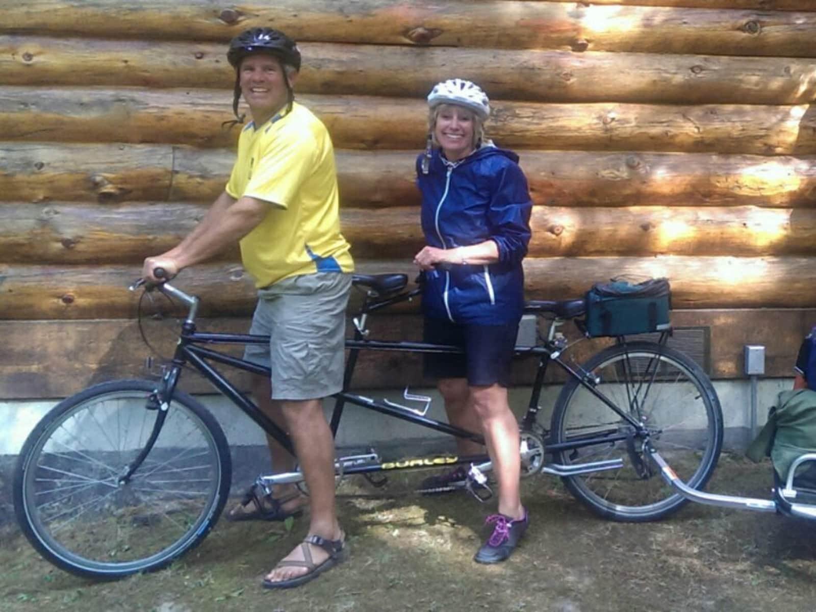 Debra & Craig arthur from Olympia, Washington, United States
