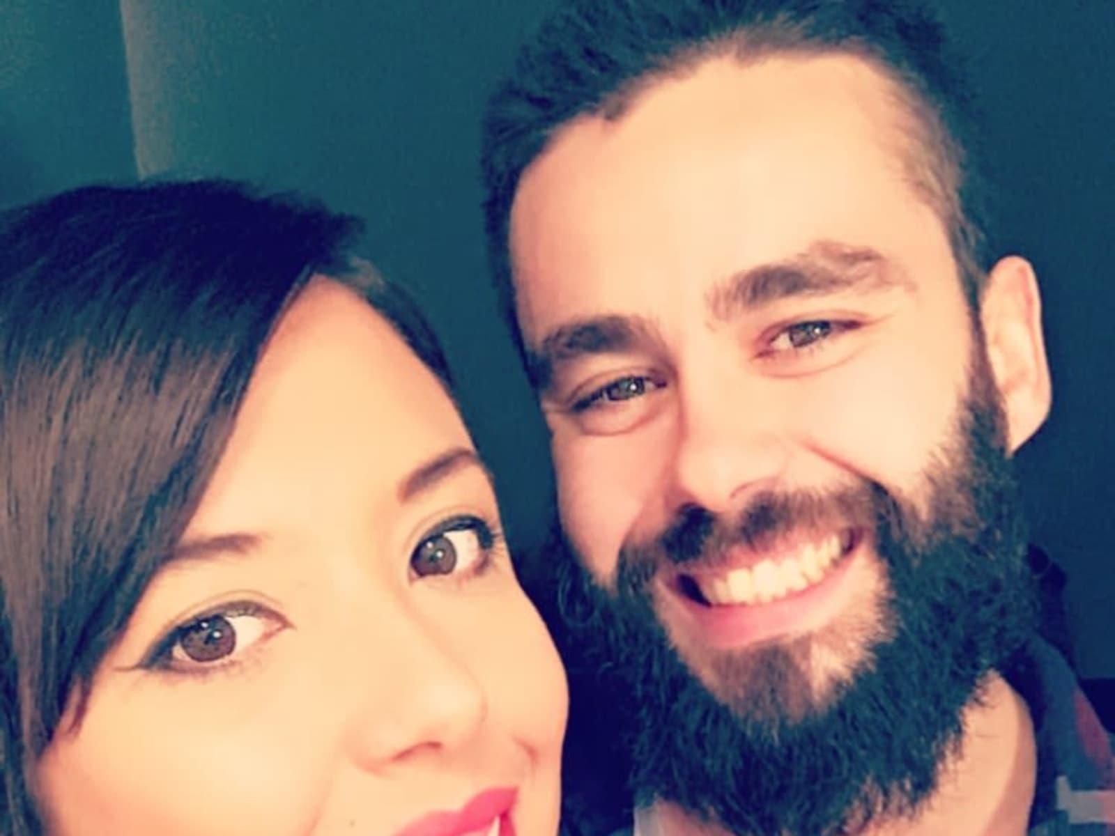 Mona & Adnan from Melbourne, Victoria, Australia