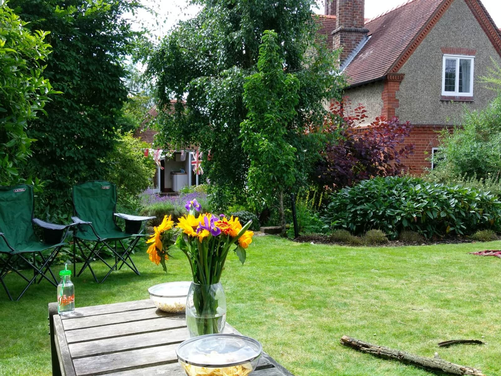 Housesitting assignment in Hambleden, United Kingdom