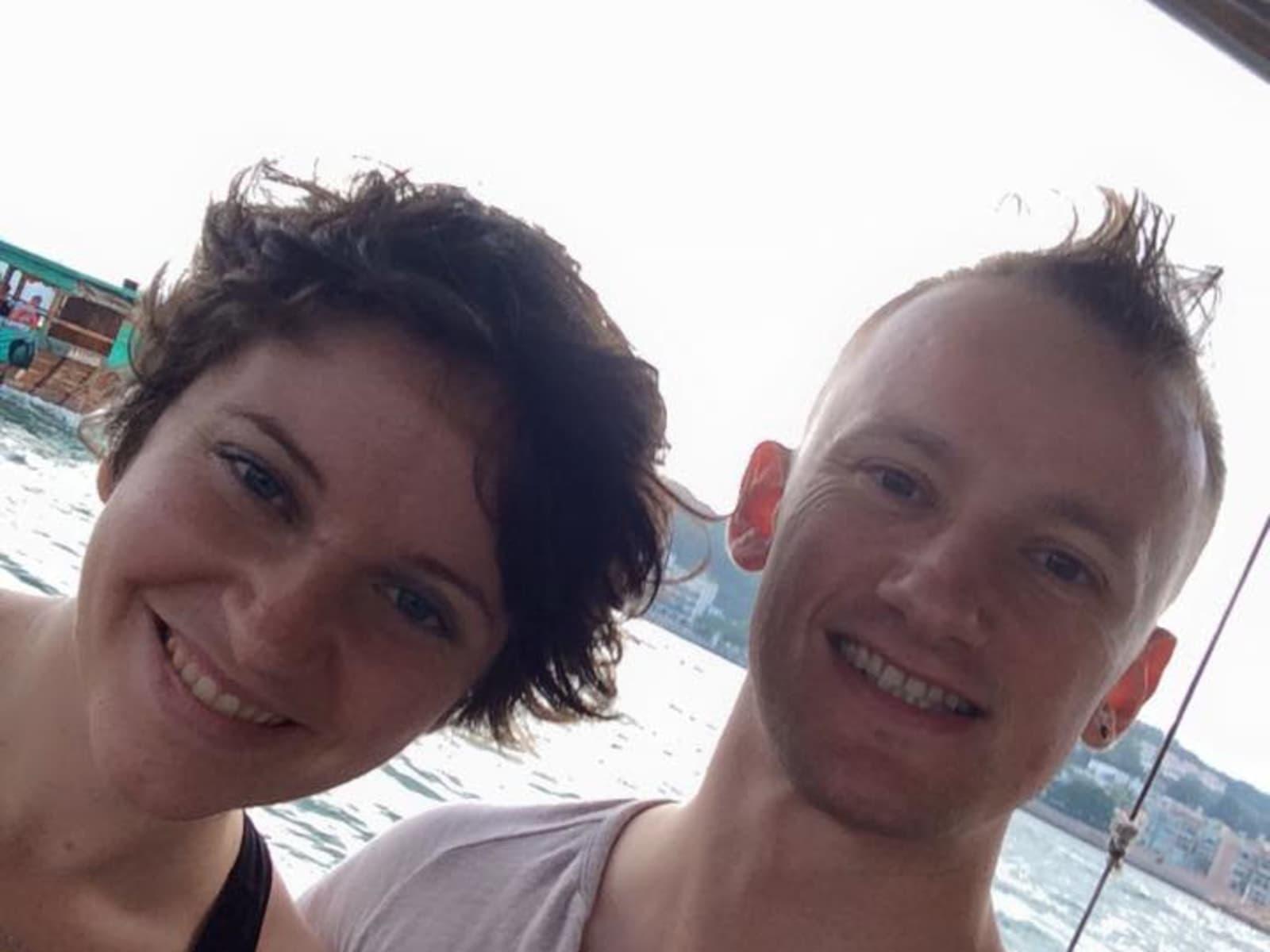 Nisha & Thomas from Joshua Tree, California, United States
