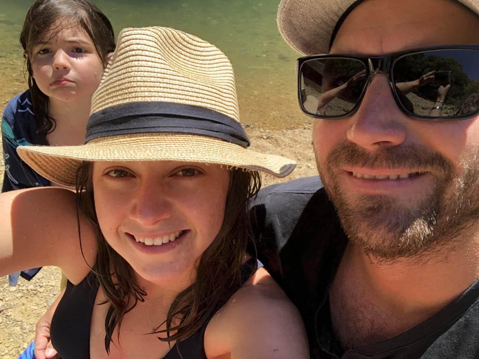 Jolie & Andrew from Hamilton, New Zealand