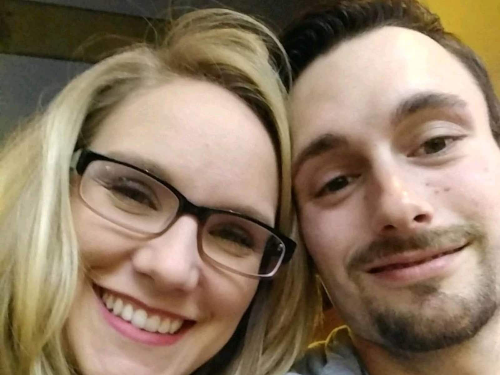 Sarah & Gregory from Buffalo, New York, United States