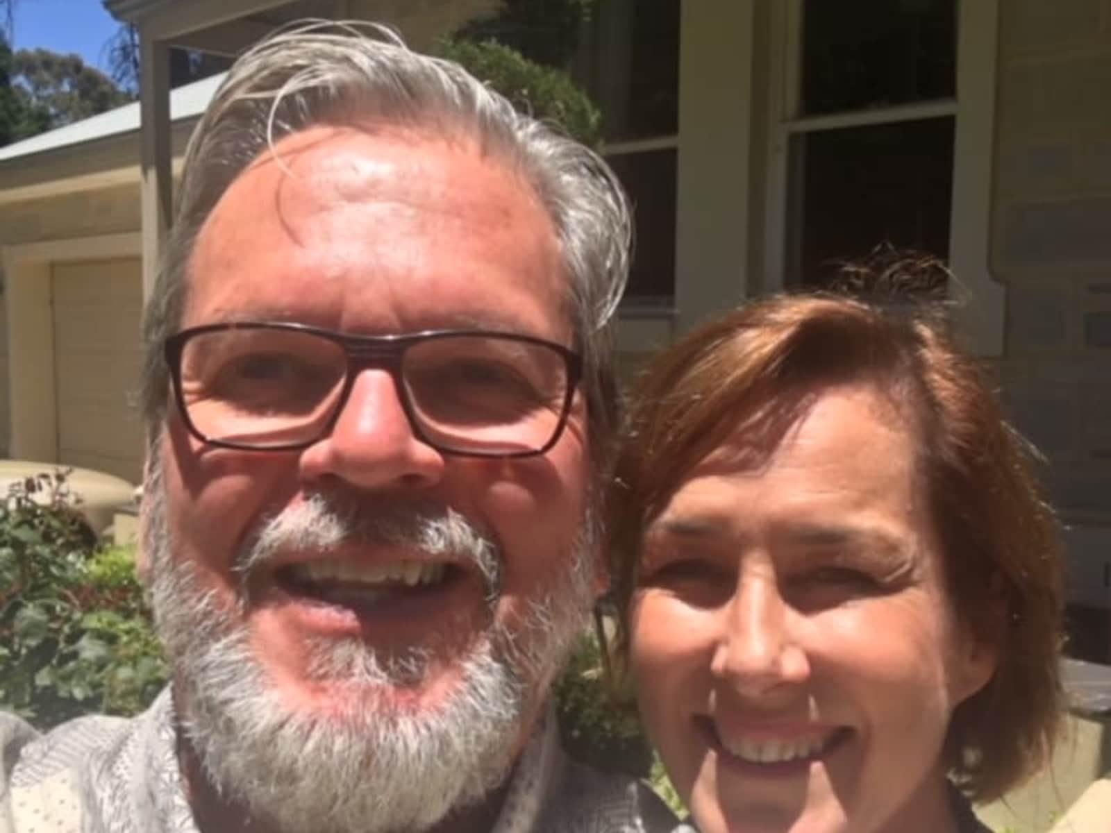 Tina & Doug from Adelaide, South Australia, Australia