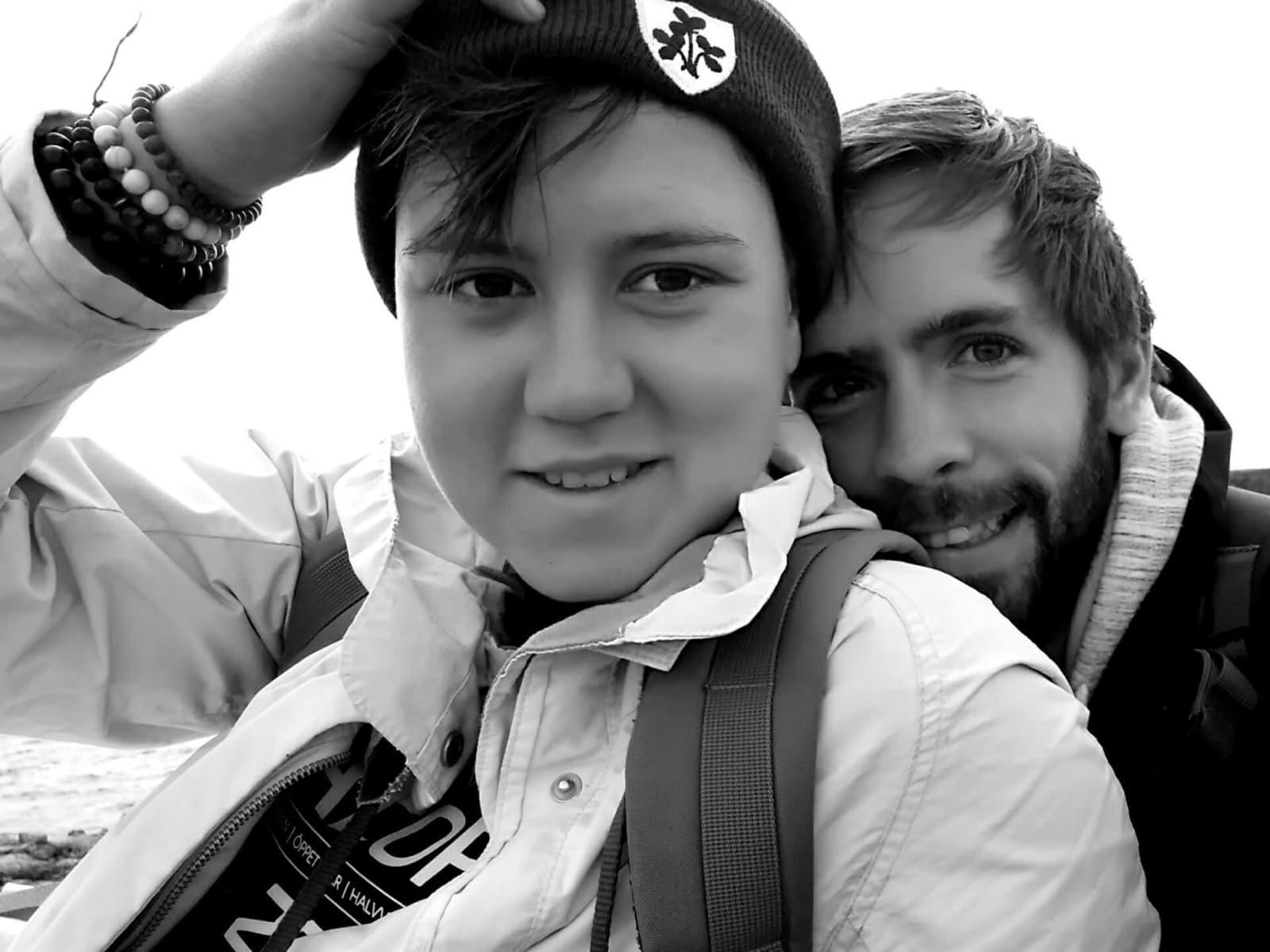 Robert & Lucie from Brno, Czech Republic