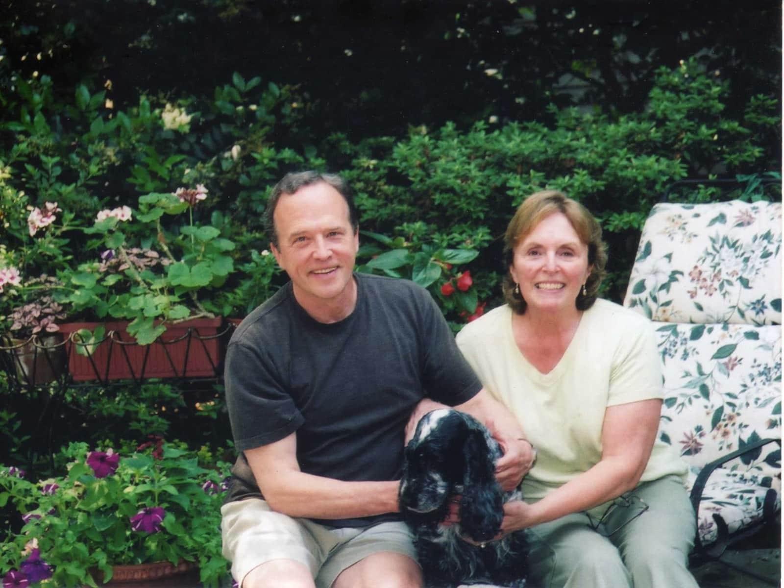 Pamela & Frederick from Bainbridge Island, Washington, United States