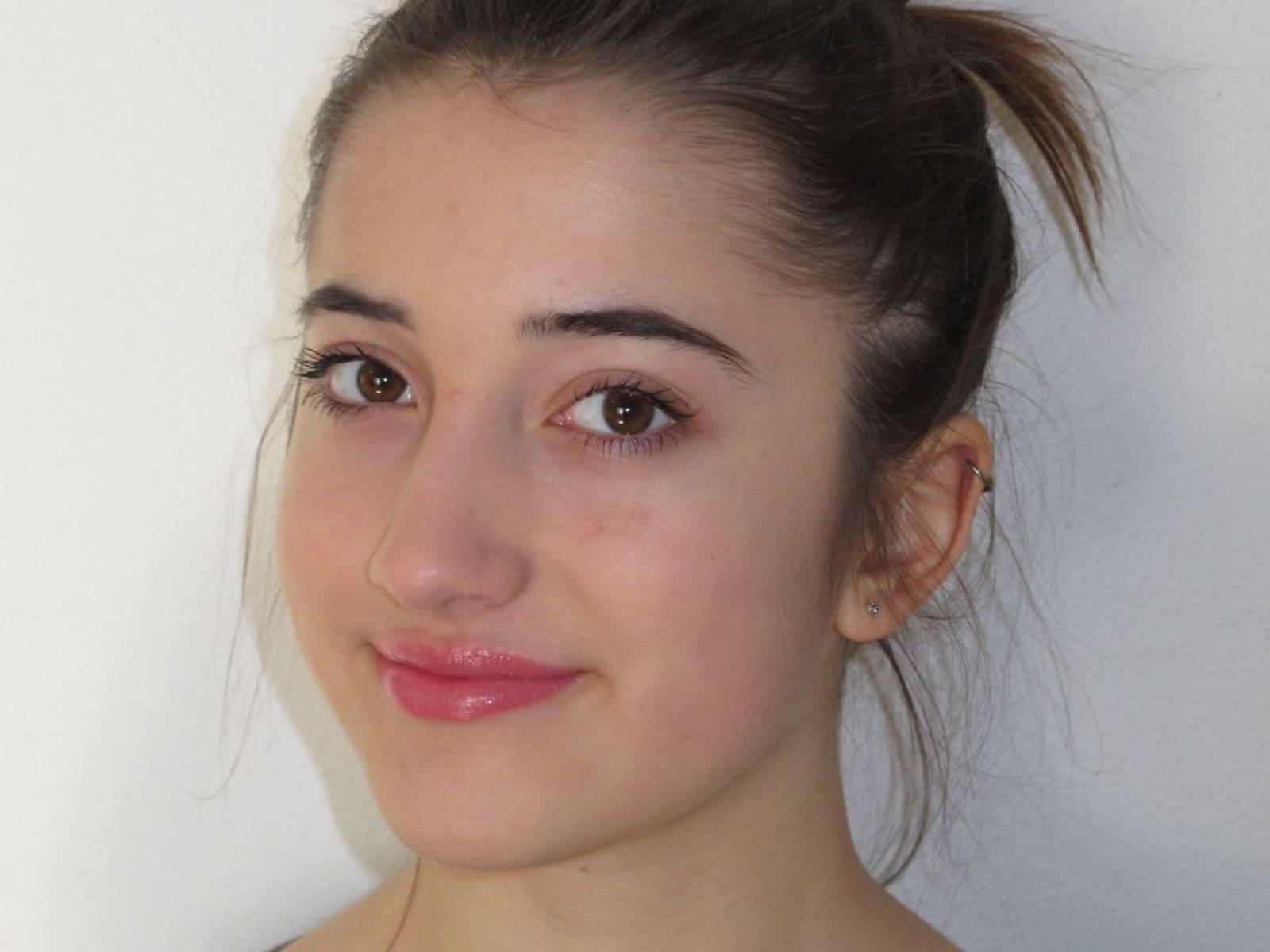 Katharina from Ingolstadt, Germany