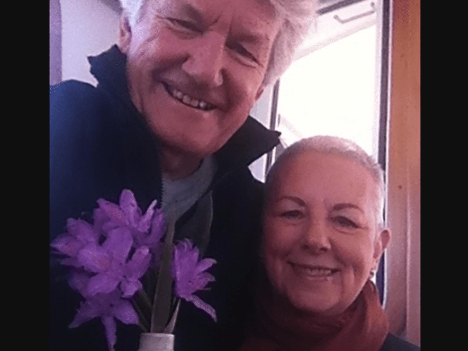 Nigel & Ann from Toronto, Ontario, Canada