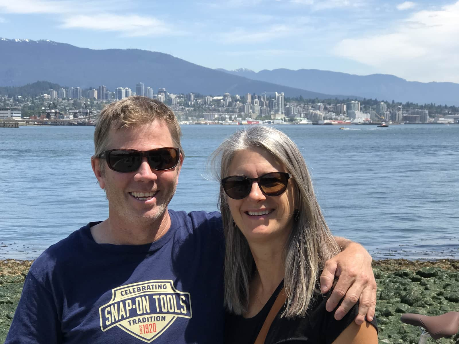 Louise & Blake from Vancouver, British Columbia, Canada