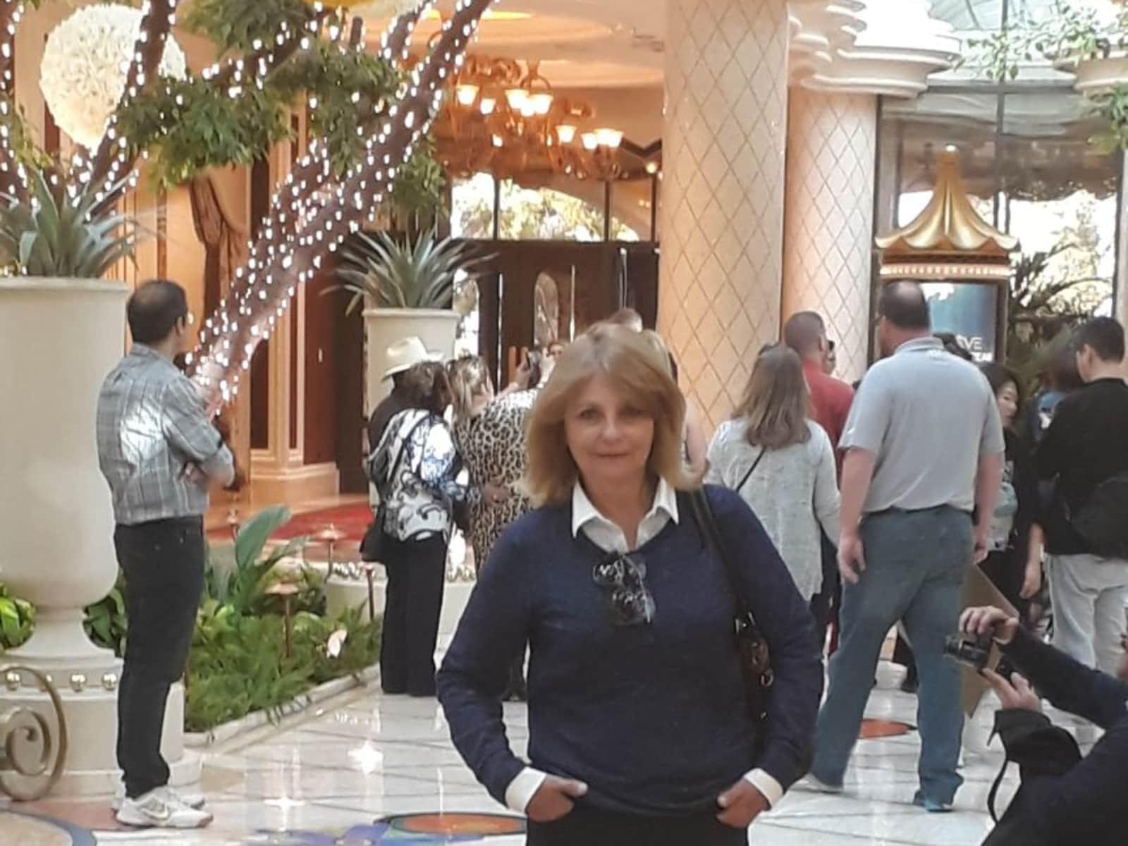 Sylvia from Mexico City, Mexico